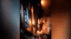 Brazil: Lửa như địa ngục nuốt chửng, làm đổ sập tòa nhà