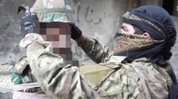 IS biến binh sĩ Syria thành bom sống trong vụ hành quyết kinh hoàng