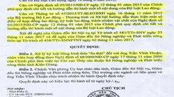 Bí thư Tỉnh ủy Kiên Giang lên tiếng vụ sa thải nhân viên hợp đồng