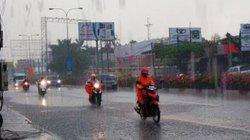Nam bộ sẽ có nhiều trận mưa trong tháng 5