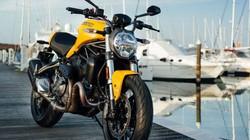 Dọa nạt Suzuki GSX-S750, Ducati Monster 821 2018 chính thức trình làng