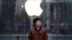 Apple đang yếu thế tại Trung Quốc