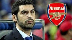 Arsenal nhắm cái tên xa lạ thay HLV Wenger