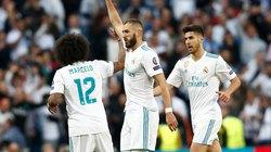 Vào chung kết, Real Madrid lập nên hàng loạt kỷ lục đáng nể