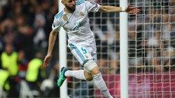 Clip: Benzema lập cú đúp, Real thẳng tiến vào chung kết