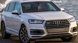 Bảng giá xe ôtô Audi Việt Nam cập nhật tháng 5/2018