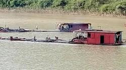 """Sơn La: Lòng hồ sông Đà """"quặn đau"""" bởi đội quân """"cát tặc"""""""