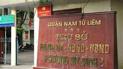 Hà Nội: Tạm đình chỉ chủ tịch phường Mỹ Đình 2 do buông lỏng quản lý