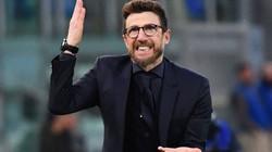 HLV Di Francesco nổ tưng bừng khi AS Roma suýt tạo kỳ tích