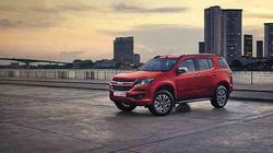 Bảng giá xe ôtô Chevrolet Việt Nam cập nhật tháng 5/2018