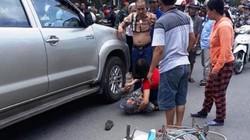 Lời khai của tài xế cãi nhau với vợ rồi lùi xe gây chết người