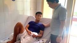 Bị gãy chân, Dương Văn Hào có được bảo hiểm trả phí điều trị?
