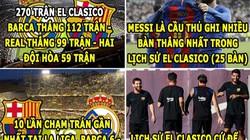 """ẢNH CHẾ BÓNG ĐÁ (6.5): Barca làm """"trùm"""" El Clasico, Morata bị chửi """"sấp mặt"""""""