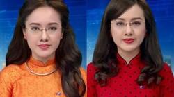 BTV Hoài Anh hỏi khán giả về kiểu tóc hợp nhất khi lên sóng VTV