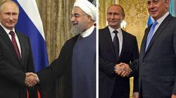 Israel-Iran tiến gần chiến tranh thảm khốc, trọng trách đè nặng đôi vai Putin