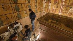 Sự thật về hầm bí mật trong lăng mộ 3.000 năm của hoàng đế Ai Cập
