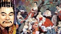 """Kinh hoàng tần suất """"mây mưa"""" của vị vua hiếu sắc nhất Trung Hoa"""