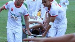 Đá gãy chân đối thủ, Huỳnh Tấn Tài nhận án phạt nặng