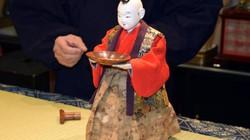 Karakuri - Robot thời xưa của Nhật Bản (Kỳ 1): Dùng để dâng trà