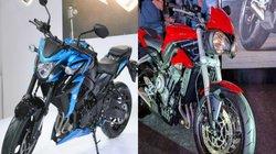 Thích môtô thể thao, chọn Suzuki GSX-S750 hay Triumph Street Triple S?