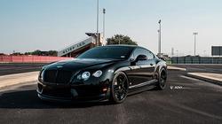 Siêu xe nhà Bentley được lên đời bộ mâm hàng hiệu 3000 USD