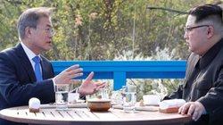 Kim Jong-un nhắc đến Việt Nam khi gặp Tổng thống Hàn Quốc
