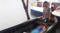Cà Mau: Xót xa một lái tàu đang nghe điện thoại bị sét đánh chết