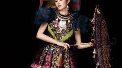 """Bộ đồ """"Sơn nữ H'Mông"""" tại Nữ hoàng Du lịch Quốc tế"""