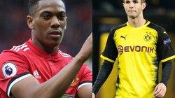 """Lộ diện kẻ khiến HLV Mourinho chấp nhận """"hy sinh"""" Martial"""