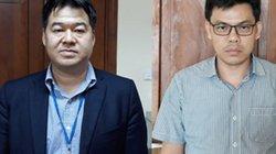 Bắt Chủ tịch HĐTV Công ty Lọc hóa dầu Bình Sơn Nguyễn Hoài Giang