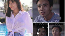 """Chồng sắp cưới của MC Hoàng Linh từng đóng phim """"Phía trước là bầu trời"""""""