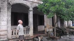 Độc đáo nét kiến trúc những ngôi nhà cổ thời Pháp thuộc ở xứ Lạng