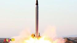 Kho tên lửa đạn đạo Iran san phẳng Israel nếu chiến tranh nổ ra