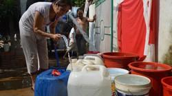 """Hàng chục nghìn hộ dân ở thủ phủ Tây Nguyên """"khát nước"""""""