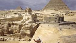 Giả thuyết khó tin về kim tự tháp ở Giza