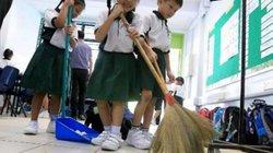 Việc học sinh Nhật vẫn làm khi đến lớp, mục đích đằng sau khiến ai cũng khâm phục