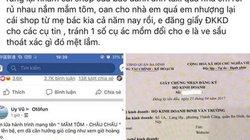 Chủ cửa hàng bị ném mắm tôm oan sau vụ tài xế Mercedes đánh taxi Mai Linh