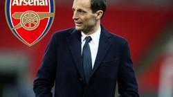 """HLV Allegri ra điều kiện với Arsenal khiến HLV Wenger """"nóng mắt"""""""