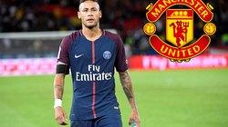 """Dùng """"bom tiền"""", M.U mang Neymar về Old Trafford"""
