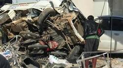 Xét nghiệm máu, nước tiểu của tài xế lái xe tải tông chết 5 người