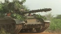 Xe tăng T-55 của Việt Nam có bắn được tên lửa?