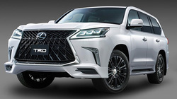 Toyota tung gói độ chính hãng hơn 200 triệu cho Lexus LX570