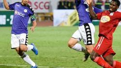 HAGL bị tước 1 quả penalty trước Hà Nội FC?