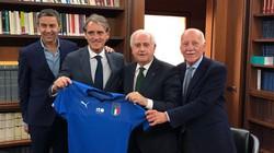 Giảm 80% lương, HLV Mancini chính thức dẫn dắt ĐT Italia