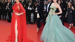 """Váy áo xa xỉ của """"Phạm Băng Băng Thái"""" ở Cannes"""