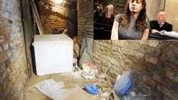 Xác chết dưới lớp bê tông vạch tội người đàn bà giết chồng và bạn trai
