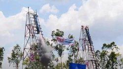 Xem cách chào đón mùa mưa bằng... tên lửa của người Thái Lan