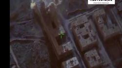 Video: Chiến đấu cơ Su-34 Nga ném bom 5 tạ diệt khủng bố ở Syria