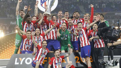 Clip: Griezmann lập cú đúp, Atletico vô địch Europa League