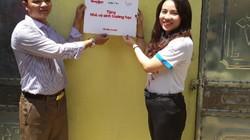 Sơn La: Học sinh vùng lũ Mường Bang vui vì có nhà vệ sinh